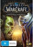 [PC] World of Warcraft: Battle for Azeroth $24 (Was $69) @ JB Hi-Fi