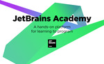 Free: Jetbrains Academy Free Trial until January 1, 2021 (Usually $49.95USD Per Month / $71.26AUD Per Month)