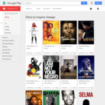 Free Movie Rentals - The Hate U Give, The Secret Life of Bees, Antwone Fisher @ Google Play Store