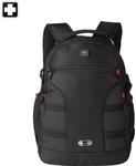 "SWISS School Daily Laptop Backpack 15.6/14/13.3"" Laptop Bag $46.75 (Was $88) + Free Delivery Australia Wide @ Swisswin via Catch"