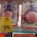 [in Store] JBL Pop Jr Portable Bluetooth Speaker - Blue/Red/Purple $10 (Save $40) @ Target