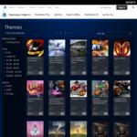 [PS4, PS3, PS Vita] 322 Free Themes (254 PS4, 48 PS3, 20 PS Vita) & 566 Free Avatars @ PlayStation Store AU