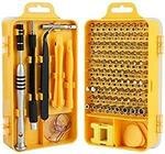 40% off 110 in 1 Screwdriver Set $19.19 + Delivery ($0 with Prime/ $39 Spend) @ Ottertooth Direct via Amazon AU