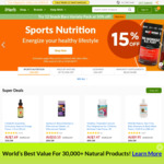 12% off Everything at iHerb