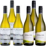 [Woolworths Rewards] Wine Bundle 6pks: Sauvignon Blanc $10 (Was $59), Shiraz $20 (Was $85) @ Woolworths Online (Select Stores)