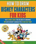 "[eBook] Free: ""How To Draw Disney Characters For Kids"" $0 @ Amazon AU, US"
