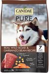 CANIDAE PURE Dog Wild Grain Free & Fresh Wild Boar or GF Lamb & Pea/Salmon & Sweet Potato 5.4kg $39.49 Shipped @ Petstock Catch