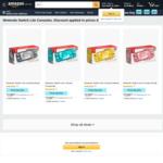 [Prime] Nintendo Switch Lite - $239 Delivered @ Amazon AU