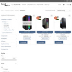 Devastor RTX 3080 Pre-Built Gaming PCs $2,876 / $3,095 + Freight @ TechSwich