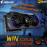 Win an AORUS RTX 3080 Extreme GPU from PCMR