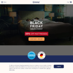 Emma Mattress Black Friday Sale 25% off Storewide