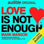 [Audiobook] Love Is Not Enough - Free with Membership (Was $41.73) @ Audible.com.au