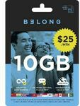 Belong $25 Starter Pack for $10 @ Officeworks (Also Available @ Aus Post & Woolworths)