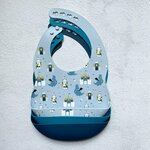 12% off Silicone Bibs and Muslin Wraps @ Curated Australia