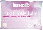 Dunlopillo Luxurious Latex Pillows for $65 Delivered @ Kogan