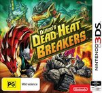 [3DS] Dillon's Dead-Heat Breakers $5 + Delivery ($0 with Prime/ $39 Spend) @ Amazon AU