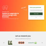 Switch or Upgrade to Alinta Energy & Receive up to $200 Woolworths Gift Card @ Econnex