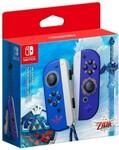 [Preorder] The Legend of Zelda Skyward Sword Joy-Cons $119.95 ($69 with Joy-Con Trade-In) + Delivery (Free Pickup) @ EB Games