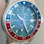 Win a James McCabe GMT watch worth $800 AUD from Watch Ya Gonna Do About It