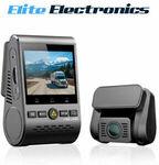 [eBay Plus] Viofo A129 Pro Duo GPS $287.30 Delivered @ Elite Electronics eBay