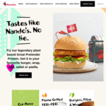 Free Seriously Large Chips with Any Main Item Purchase @ Nando's (PERi-Perks Membership Required)