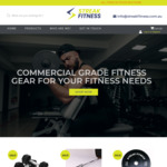 10% off Hex Dumbbells and Olympic Bumper Plates + Delivery @ Streak Fitness
