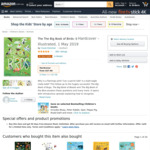 The Big Book of Birds (Hardcover) by Yuval Zommer - $9 + Delivery ($0 with Prime/ $39 Spend) @ Amazon AU