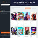 Up to 90% off: Battlefield V Standard Edition $18.73, The Sims 4 Standard Edition $12.49 & More @ Origin Store