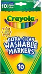 Crayola Washable Markers 10pk $2.99 + Delivery ($0 with Prime/ $39 Spend) @ Amazon AU