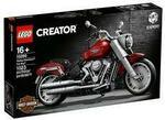 LEGO Harley Davidson Fat Boy 10269 $85.50 Delivered @ Target (Online Only)