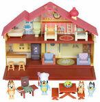 [eBay Plus] Bluey Series 3 Heeler Family Home Kids/Toddler Outdoor BBQ Set w/ Figures $75.53 Delivered @ 247deals eBay