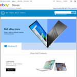 20% off (Max Discount $1000) @ Dell eBay (S2722QC $369 Delivered)