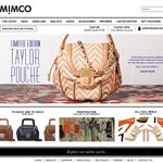 Mimco.com.au - 25% off Full-Priced Items for Mim Collective Members Online & Instore