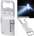 3 in 1 Bottle Opener with LED Light & Knife Multifunction Tool $3.39 with Free Shipping