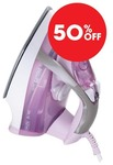 Philips Easy Care Steam Iron GC3540 $59 (Save $60) 50% off at Target