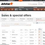 Jestar Flight Specials - Loads of $35-59 Flights Right Now!
