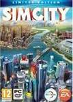 SimCity: Limited Edition $43.96 Plus $2 Postage @ Video Ezy