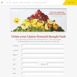 Free - 8 Lipton Pyramid Tea Bags