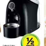 Caffitaly S14 Coffee/Pod Machine $49 (50% off) @ Woolworths