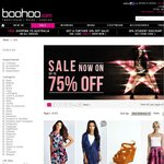 Get A Further 10% OFF SALE on Boohoo.com
