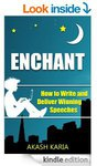 """FREE 4in1 eBook """"ENCHANT: How to Write and Deliver Winning Speeches"""""""