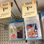 Habee Saver Sewing Kit $1.52 at Woolworths Vermont (VIC)