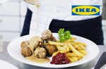 $1 for a Plate of 10 IKEA Swedish Meatballs Served with Chips Save $6.50 (Scoopon SA)