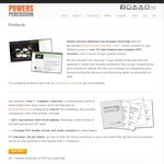 25% off Selected Drumming Educational Videos, Books & More @ Powers Percussion