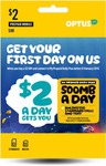 FREE Unlimited Calls, Unlimited SMS and 500MB for up to 24 Hours with $2 SIM
