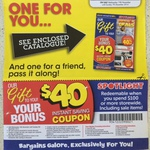 Spotlight $40 OFF Voucher When You Spend $100 or More (VIP Card Needed) - Online and in Store