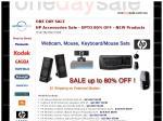 OneDaySale.com.au - HP Wireless Comfort Desktop $35 Shipped, Wireless Vector Mouse $20 Shipped