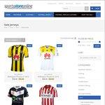 Sale - $50 Football (Soccer) Replica Jerseys (+ $9.50 Shipping) @SportsStoreOnline