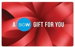 Groupon - BIG W eGift Cards 7.5% Off