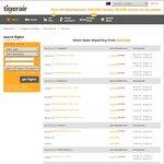 Tigerair Massive Sale: $30 Wed/Thur/Fri, $20 Thur/Fri, $10 Friday (Jetstar Price-Beat 10% Less)